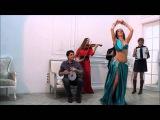 Habibi Band &amp Валерия Васильева - Habibi Ya Nour El Ain Amr Diab cover Bally Dance