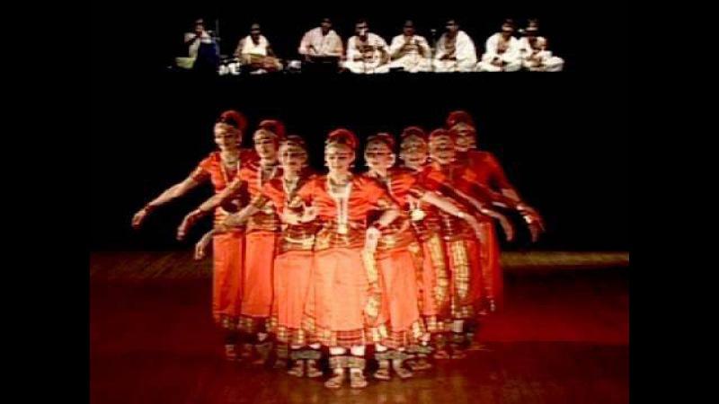 Sampradayam Bharatanatyam By Mallika Sarabhai