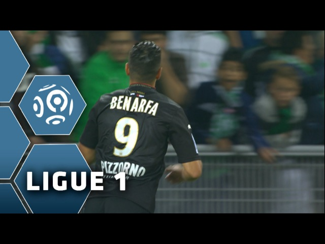 But Hatem BEN ARFA (45' 1) / AS Saint-Etienne - OGC Nice (1-4) - (ASSE - OGCN) / 2015-16