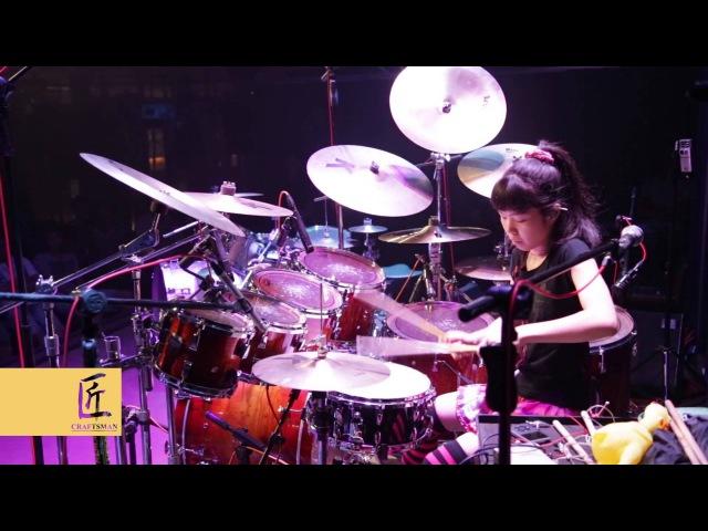 Craftsman Drum-Off 2015 菅沼孝三 魂の道場 Senri Kawaguchi 川口千里 Part1