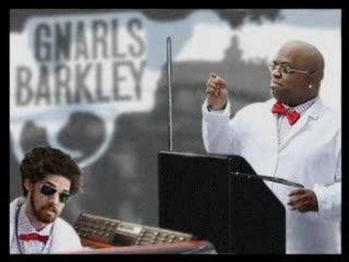 Gnarls Barkley Crazy Theremin Jam - by Randy George