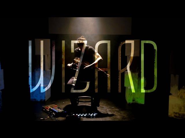 Wizard Guilhem Desq electric hurdy gurdy