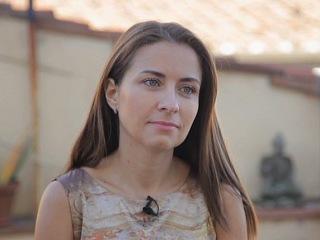 Барышня-крестьянка » Видео » Мария Денисова во Флоренции