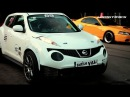 Nissan Juke-R and Jeep SRT-8 Twin Turbo - Unlim 500 2012, SUV TOP-3