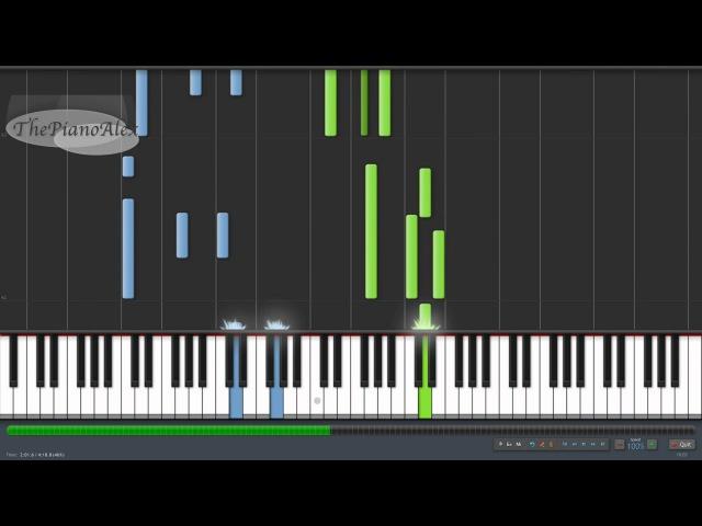 Limp Bizkit - Behind Blue Eyes Piano Cover Tutorial