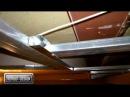 Монтаж многоуровневого потолка из гипсокартона своими руками Часть 6