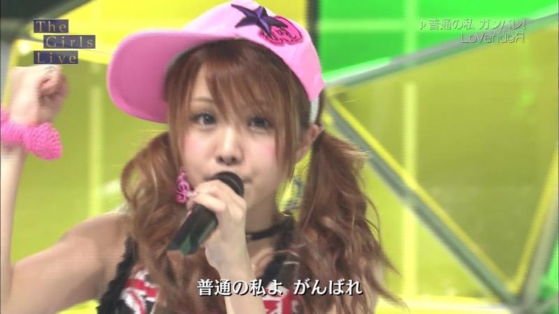 LoVendoЯ MV Shooting ♪Futsuu no Watashi Ganbare! (The Girls Live 73 25.06.2015)