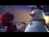 Короткометражный Мультфильм | Лили и Снеговик