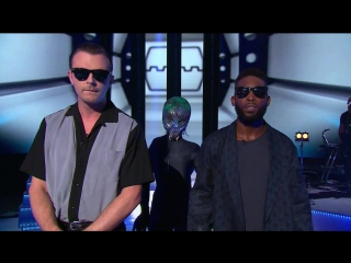 Tinie Tempah and Theo Hutchcraft (Hurts) - Men In Black | Bring The Noise