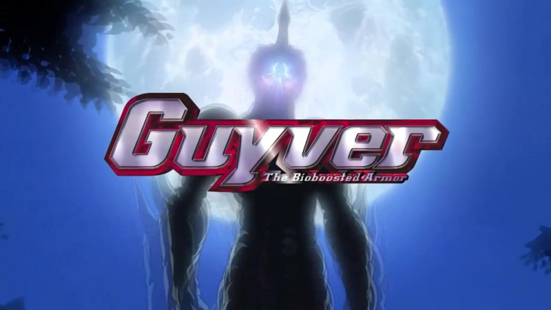 Guyver: The Bioboosted Armor - Opening