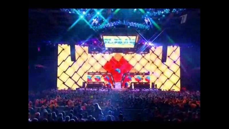 Sky Van Dreamer Kriss NEXTON - Sunset(space pop)2014 Video Aleksandra Pławińska