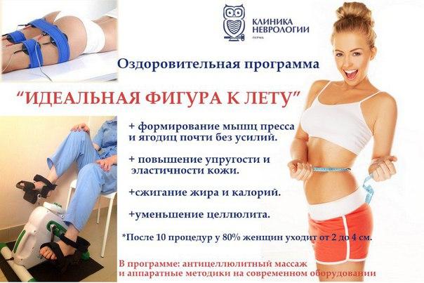 программа сжигания жира женщин