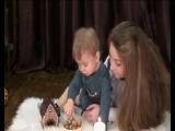 Новогодняя фотосессия 2016г. Царевы Ольга и Кирил. Фотограф Гульназ Хайруллина. Казань.