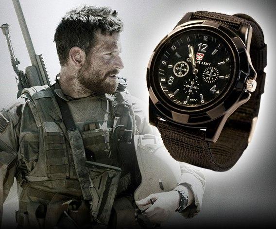 Это легендарные АРМЕЙСКИЕ часы, которые используют в армии Швейцарии и Французском Легионе! Надежней просто нет, они - НЕУБИВАЕМЫ!