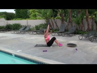 БАМ-БАМ! БАМбезная тренировка 2- bam-bam workout 2-Живот и верхняя часть