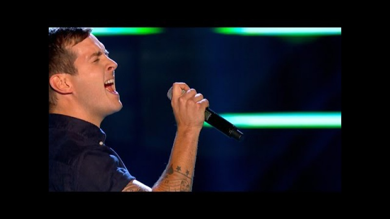 Stevie McCrorie performs 'All I Want' - The Voice UK 2015: Blind Auditions 1 – BBC One