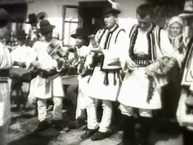 Буковинське весілля 1940. Режисер Ю.І.Солнцева