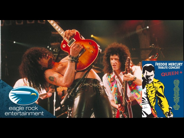 Queen Slash/Joe Elliott - Tie Your Mother Down (The Freddie Mercury Tribute Concert)