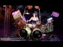 Fly me to the Moon Mike Terrana on vocal Tarja Turunen on drums