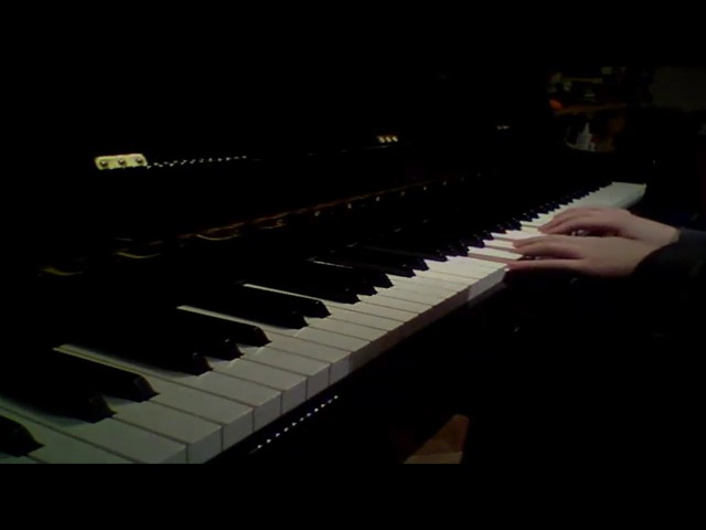 Wilder Wein Rammstein Piano Cover