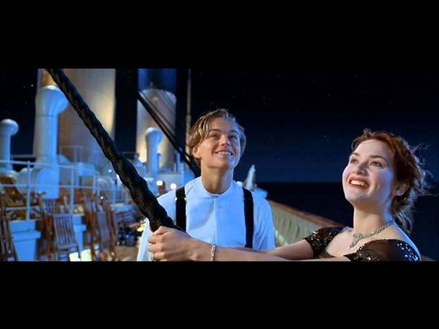 Титаник Titanic удаленная сцена русский дубляж ElikaStudio
