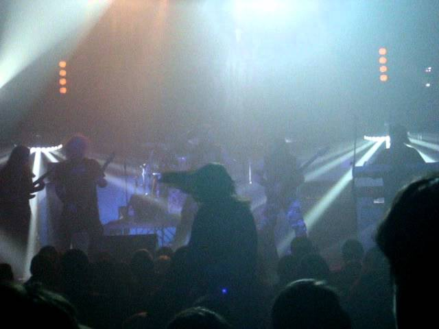Kroda - The Passing of the Grey Company (Summoning cover) (Live in Kyiv) 18.12.2011