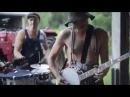Горячие финские парни играют ACDC Thunderstruck КЛАСС Funny Country ACDC's Thunderstruck