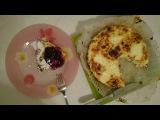 Запеканка творожная с изюмом Рецепт в духовке приготовить блюдо вкусно пошагово ужин быстро видео