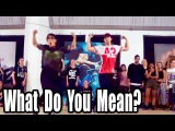 WHAT DO YOU MEAN - Justin Bieber Dance  @MattSteffanina Choreography (IntAdv Hip Hop)