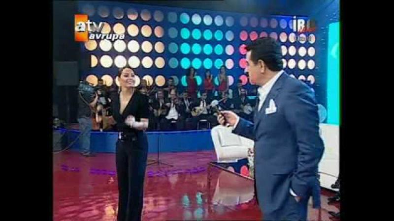 Ebru Gundes - Ibrahim Tatlises Düet - Ben Insan Degilmiyim