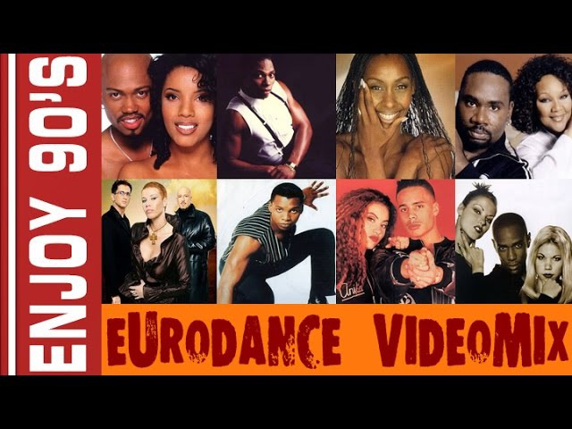 Remember The 90's Eurodance Videomix