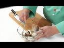 Карпаччо из шампиньонов 7 нот вегетарианской кухни