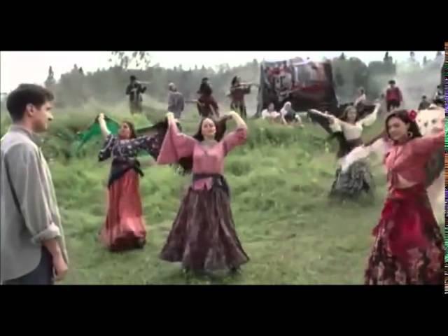 Music by Radda Erdenko Romani (gipsy) SKA group RadaNIk www.RadaNik.ru