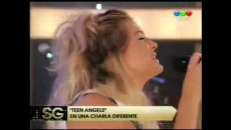 TeenAngels - Entrevista Susana Giménez 2010