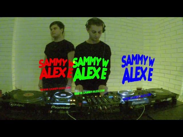 Sammy W Alex E - Tobus X meets PRODJ.MD [001 Podcast 2016]
