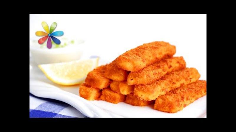 Готовим рыбные палочки которые вкуснее магазинных Все буде добре Выпуск 719 от 09 12 15