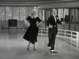 Fred Astaire and Ginger Rogers dance to Parov Stelar