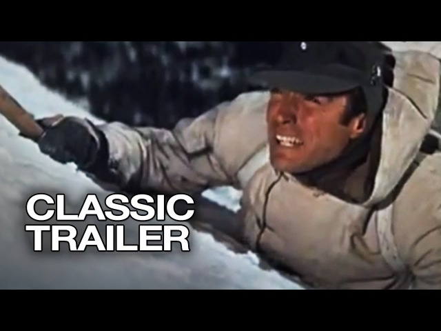 Where Eagles Dare Official Trailer 1 - Clint Eastwood Movie (1968) HD