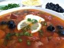 Солянка сборная мясная самая вкусная очень простой рецепт soup