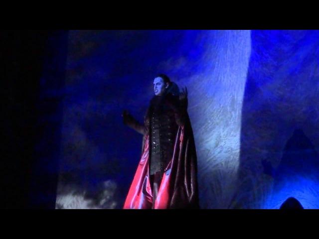 Иван Ожогин - Бог мертв мюзикл Бал вампиров