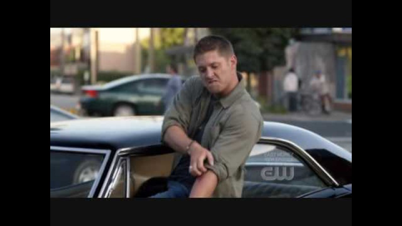 Supernatural Dean singing ''Eye of the tiger''
