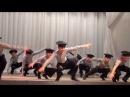 Танец Яблочко в исполнении учащихся нашей школы