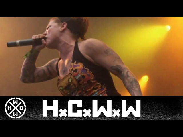 WALLS OF JERICHO - FEEDING FRENZY - SUMMER-BREEZE 2009 - HARDCORE WORLDWIDE (OFFICIAL VERSION HCWW)