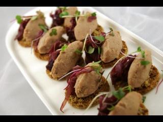 Риет из утки (duck rillette) рецепт классического французского блюда в исполнении шеф повара