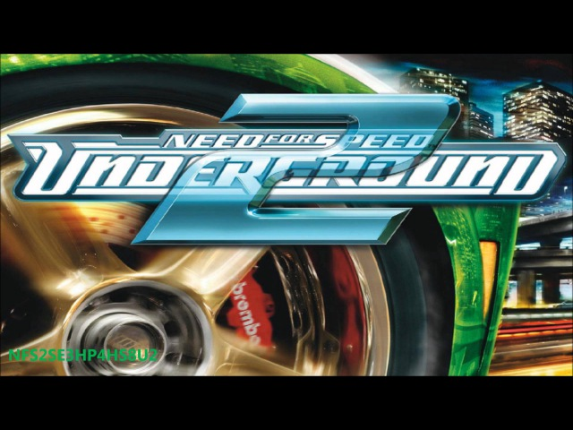 SpiderBait - Black Betty (Need For Speed Underground 2 Soundtrack) [HQ]