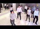 Видеоурок по танцу RocknRoll. Проект Весенний бал город Оренбург