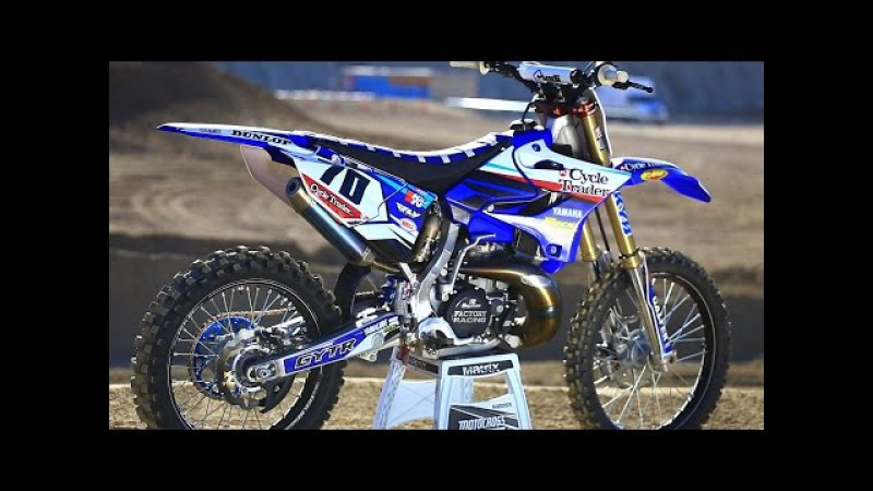 Project Cycle Trader Rock River Yamaha YZ 250 2 stroke - Motocross Action Magazine
