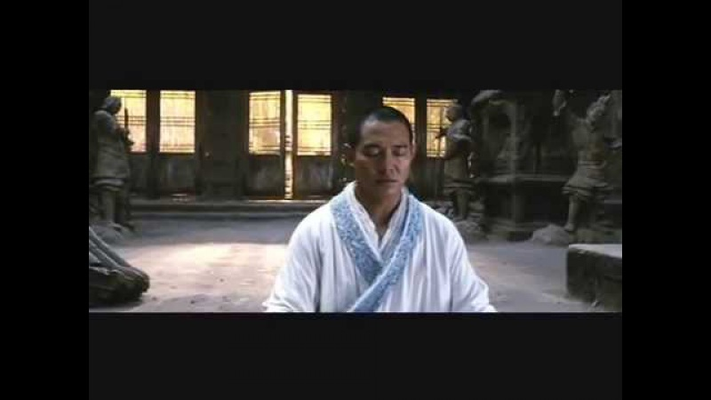 Baddest Fight Scenes EVER! - Jackie Chan vs. Jet Li