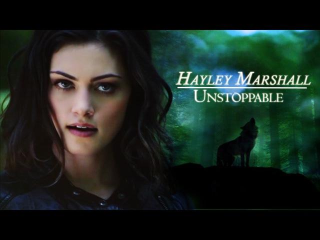 Hayley Marshall   Древние   The Originals