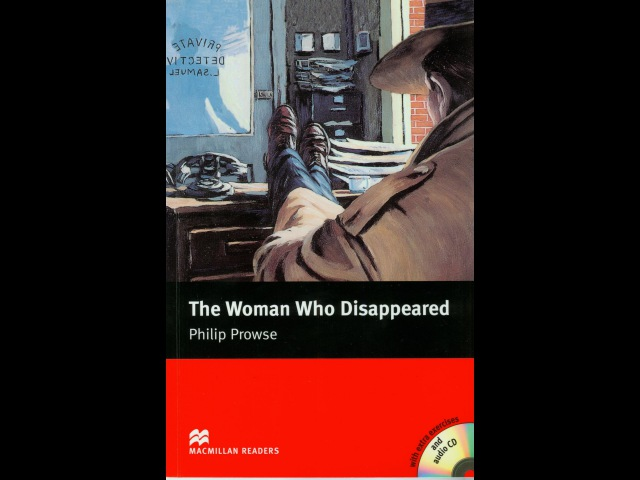Learn English through story - The Woman Who Disappeared - Elementary level